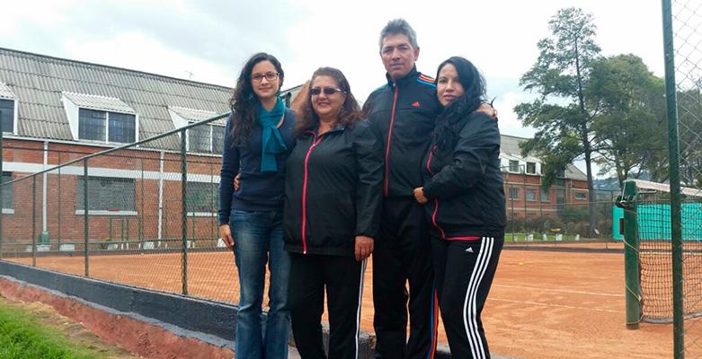 Academia de tenis Coronado Ángel